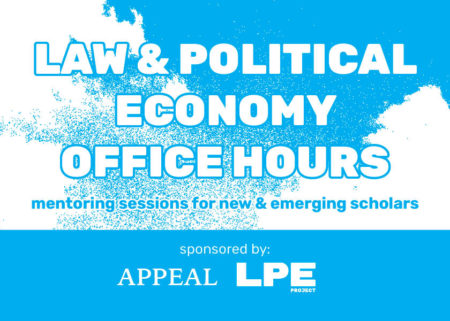 "LPE Mentoring ""Office Hours"""